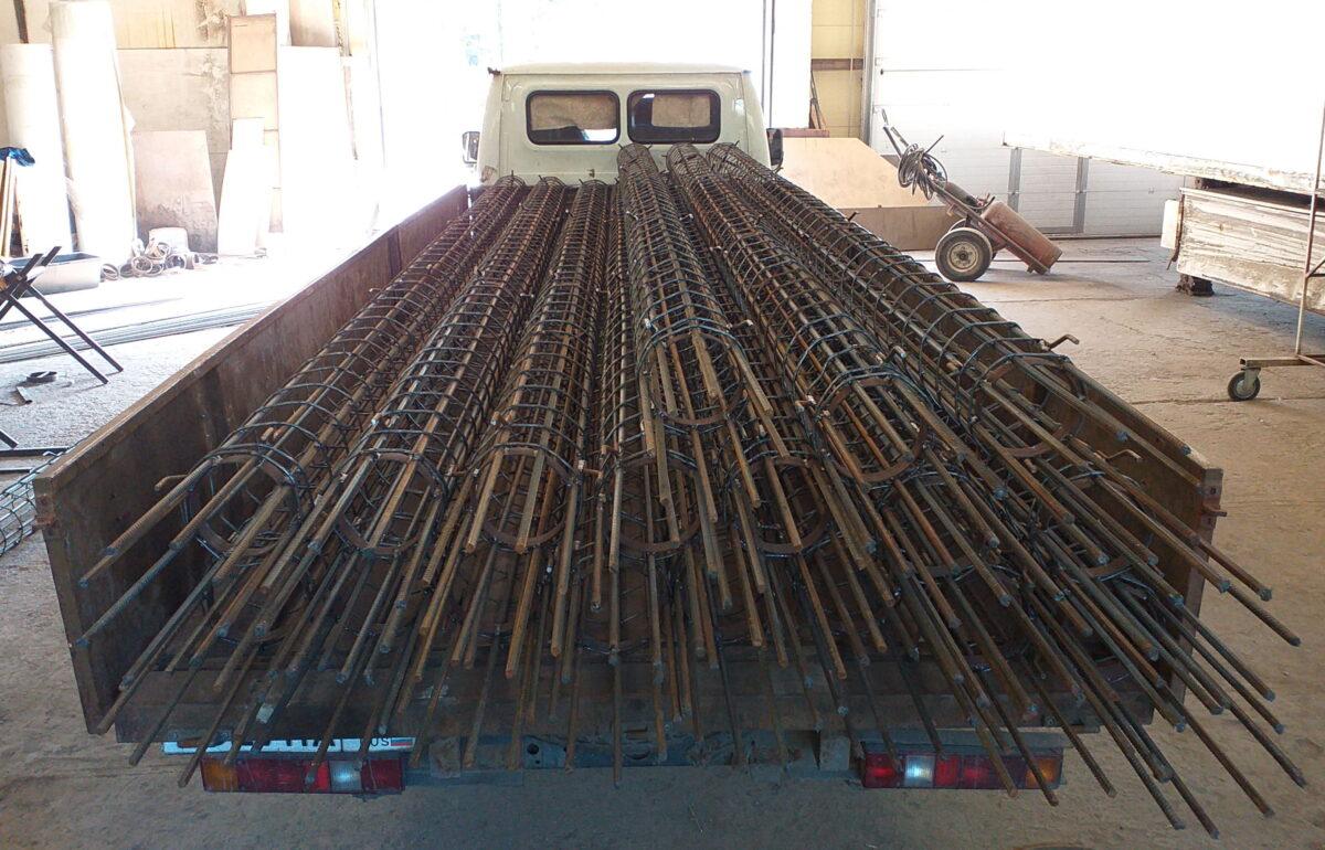 Изготовление металлоконструкций — Транс-Мороз 3