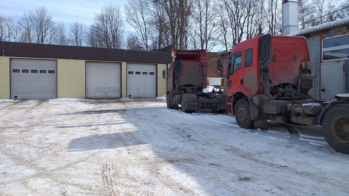 Ремонт и техническое обслуживание грузовых автомобилей Форд Карго (Ford Cargo) — Транс-Мороз 8