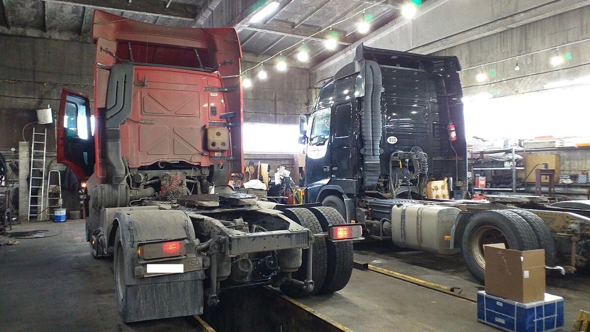 Ремонт и техническое обслуживание грузовых автомобилей Форд Карго (Ford Cargo) — Транс-Мороз 10