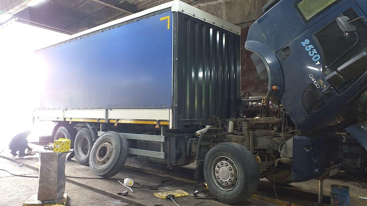 Ремонт и техническое обслуживание грузовых автомобилей Форд Карго (Ford Cargo) — Транс-Мороз 5