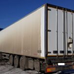 Изготовление и замена дверей фургона-рефрижератора - Транс-Мороз 10
