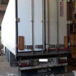 Изготовление и замена дверей фургона-рефрижератора - Транс-Мороз 12