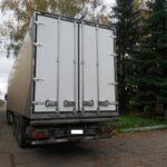 Изготовление и замена дверей фургона-рефрижератора